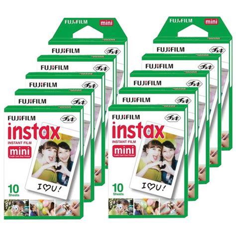 best instax fuji instax multi pack mini 10 pack 100 exposures