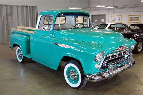 1957 Chevrolet 3100 Pickup Stepside