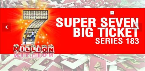 bid tickets big ticket series 183 big prize 7 million dirhams