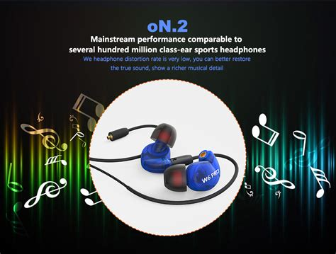 Qkz Sport Earphones With Mic Qkz W6 Pro qkz sport earphones with mic qkz w6 pro black jakartanotebook