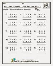 3rd grade math worksheets free coloring sheet