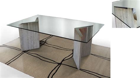 Dining Room Table Base For Glass Top 55 Glass Top Dining Tables With Original Bases Digsdigs
