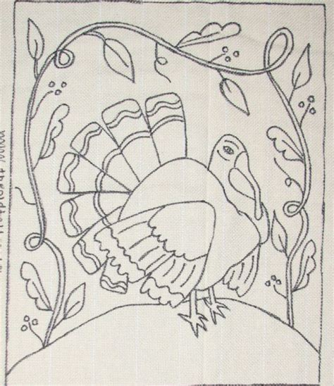 rug hooking patterns free quot lets talk turkey quot primitive hooked rug hooking pattern