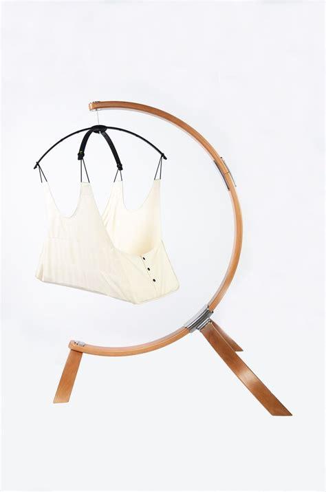 baby hammock bed hushamok okoa stand and organic hammock baby pinterest
