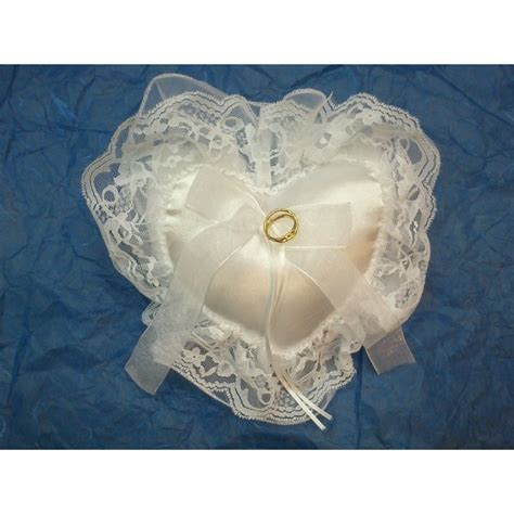 coussin mariage alliance coussin d alliance mariage coeur coussin mariage