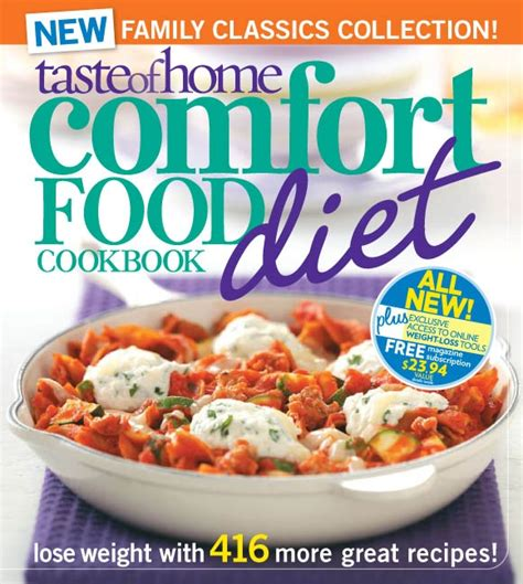 taste of home comfort food diet cookbook taste of home comfort food diet cookbook review