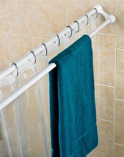 double tension shower curtain rod double tension curtain rod whereibuyit com