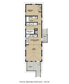 Narrow House Floor Plans house floor plans under 1 000 square feet on narrow small house floor