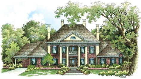 luxury colonial house plans traditional colonial house plans luxury colonial house plan luxury colonial homes treesranch