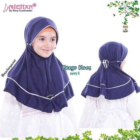 Khimar No Pad 2layer List Pita sold out bergo daily michan s michan co id