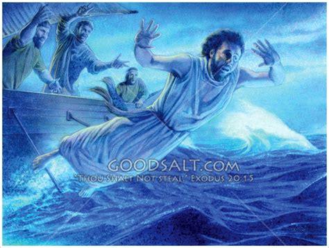 jonah - Jonah Thrown Off The Boat