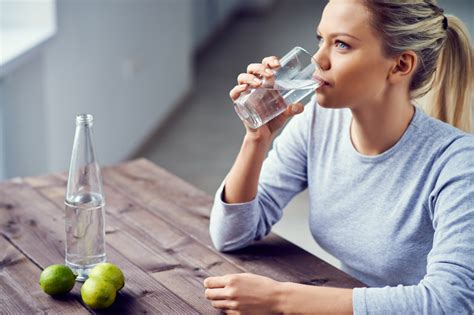 is it good to drink water before bed 4 out of 5 irish people aren t drinking enough water 10