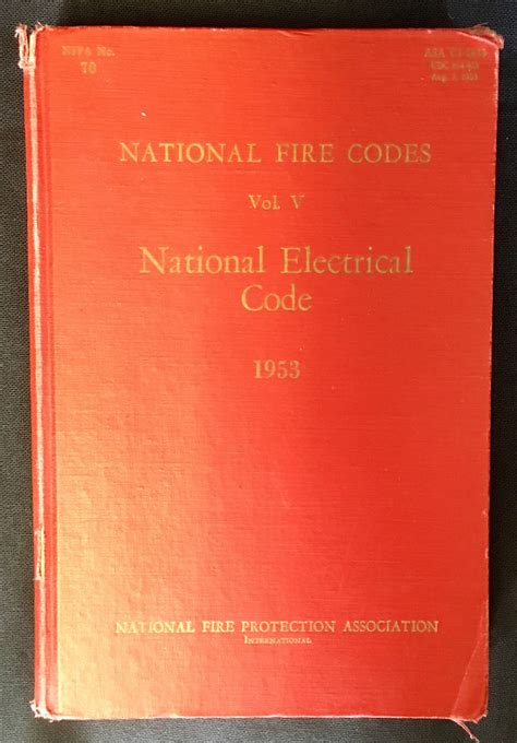 vintage 1925 national electrical code book ebay internachi 174 inspection museum internachi house of horrors