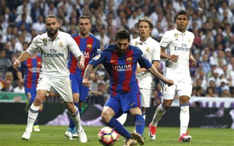 barcelona x real real madrid x barcelona 5 motivos para assistir ao jogo