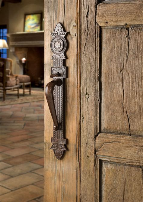 Rustic Front Door Hardware Southwestern Entry Door Hardware Eclectic Entry Other Metro By Rocky Mountain Hardware