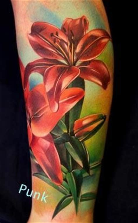 new school realism tattoo realistic flower tattoos tattoos new school flower
