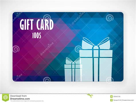 Gift Card For My Business - gift card royalty free stock images image 35942729