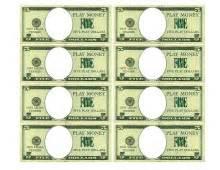 printable play money templates play money printable templates new calendar template site