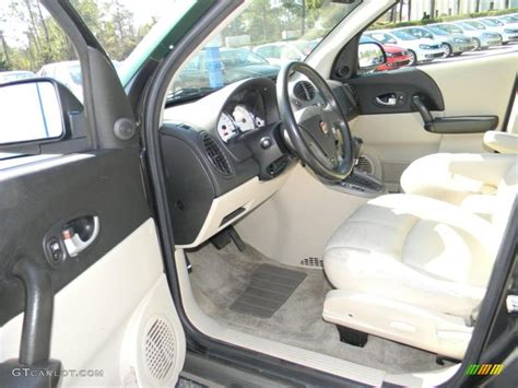 gray interior 2004 saturn vue v6 awd photo 45235657