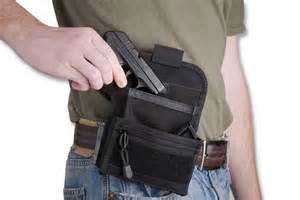 Concealed carry pouch by elite