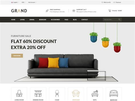 shopify india themes 15 best shopify themes for interior furniture store