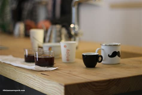 Nomad Coffee new york en barcelona nomad coffee productions sola en