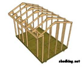 roof building plans how to build a shed roof shed roof construction shed roof design
