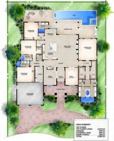 luxury style house plans square foot home story bedroom ranch with bedrooms breezeway