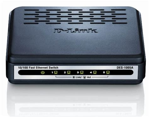 Switch Hub D Link 5 Port switch hub d link 5 port des 1005a izi komputer