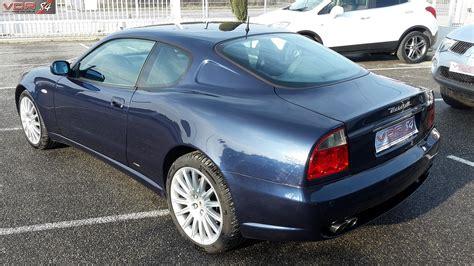Maserati Gt Coupe by Vente Maserati 4200 Gt Coup 233 Cambiocorsa F1 Automatique