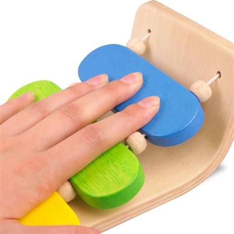 Oblong Levis 1 oval xylophone oompa toys
