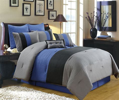 Navy Blue And Gray Bedding by Navy Blue Bedding Sets And Quilts Ease Bedding With Style