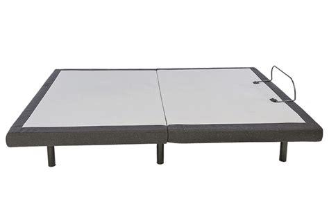 ghostbed adjustable power base bed frame 5 rating ghostbed