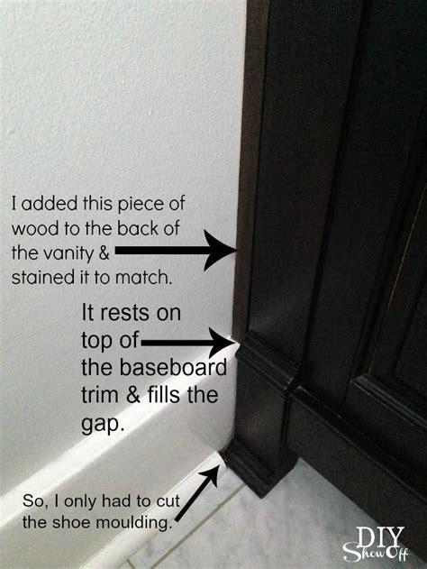 Baseboard Trim   DIY Show Off ?   DIY Decorating and Home Improvement BlogDIY Show Off ? ? DIY
