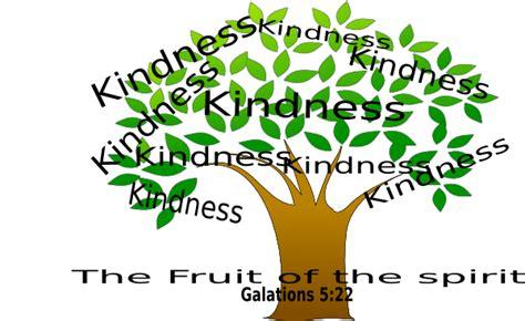fruit of the spirirt clip at clker vector clip kindness tree clip at clker vector clip