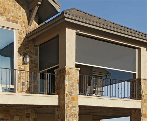 Exterior Blinds And Awnings Exterior Shades View Point Inc Boise Id