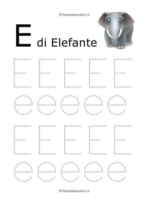 lettere grandi in corsivo schede di pregrafismo delle lettere dell alfabeto da