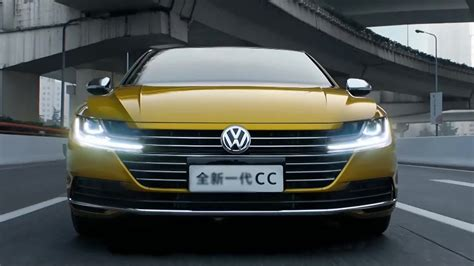 2019 Vw Cc by Volkswagen Cc 2019