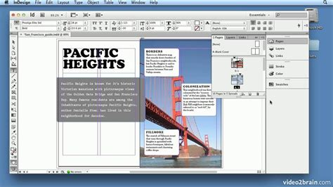 tutorial indesign book setup adobe indesign tutorial 4 setting the best preferences