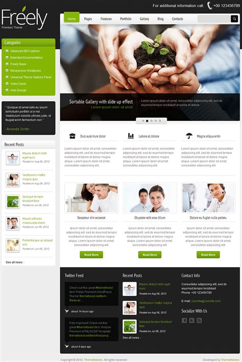 best themeforest themes themeforest websites templates collection