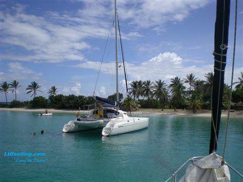 caribbean catamaran sailing school ltd sailing - Catamaran Sailing School