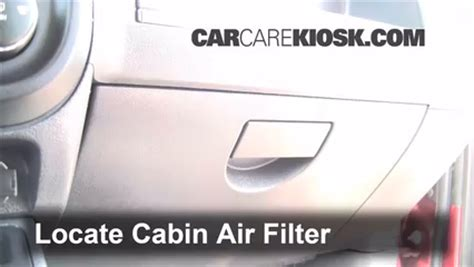 2007 2013 jeep patriot cabin air filter check 2012 jeep
