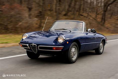 1969 Alfa Romeo Spider For Sale by 1969 Alfa Romeo 1750 Spider Veloce 47 500 Petrolicious