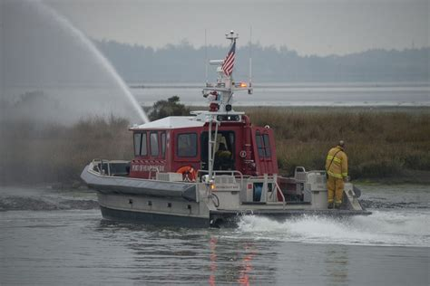 fire boat fighting fire fire boat fighting fire on daby island redheaded blackbelt