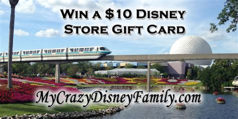 Disney Store Gift Card - win 10 disney store gift card
