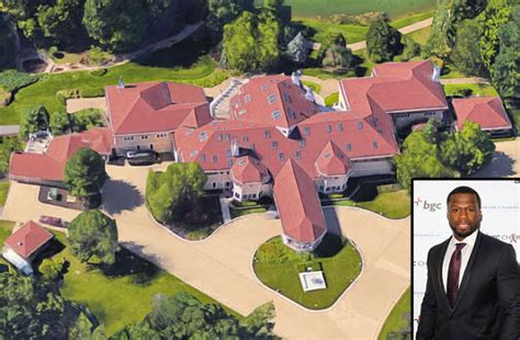 50 cent connecticut house stella dimoko korkus com 50 cent s 52 room mansion sold