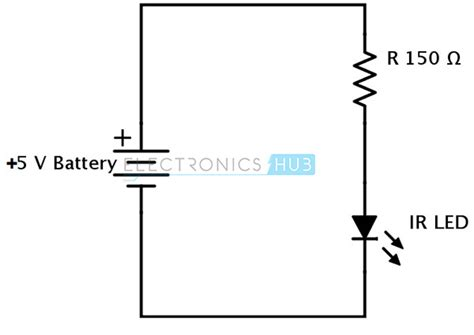 ir diode circuit ir diode frequency response 28 images zno based transparent electronics photodiode how to