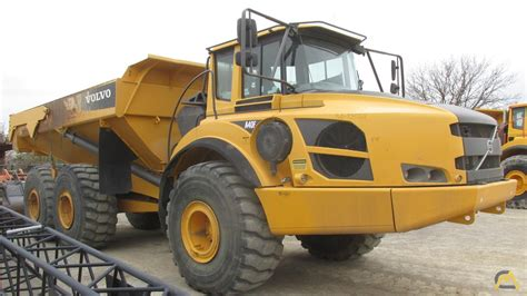 Volvo A40f Articulating Highway Dump Truck For Sale Ce