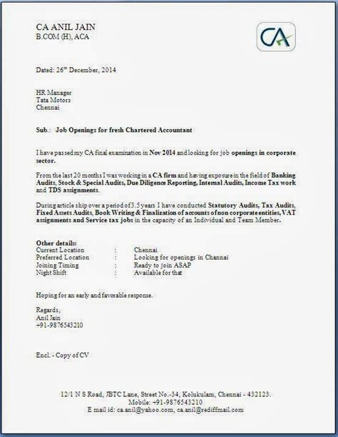 Employment Application Cover Letter Format Application Cover Letter