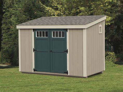 10 X 6 Outdoor Storage Sheds